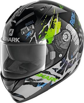 SHARK Ridill Drift-R Black/Green/Blue