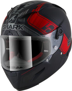 SHARK Race-R Pro Replica Zarco GP France Mat Black/Anthracite/Red