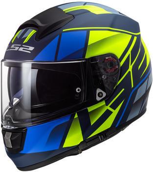 LS2 FF397 Vector Evo Kripton blau/gelb