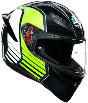 agv-k-1-power-gunmetal-white-green
