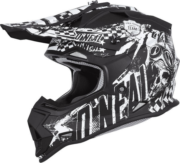 O'Neal 2SRS Youth Rider Black/White