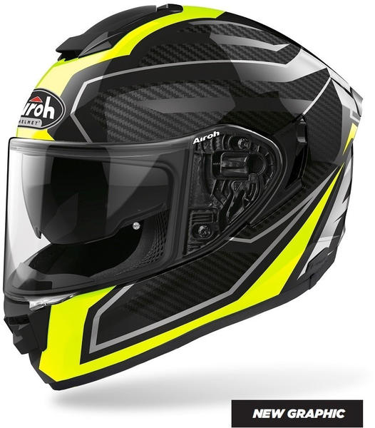 Airoh ST 501 Prime Yellow Gloss