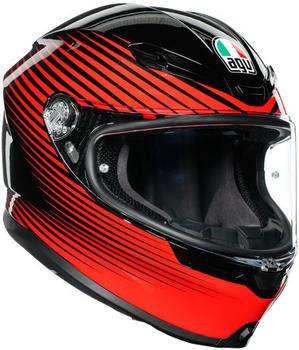 agv-k6-max-vision-rush-schwarz-rot