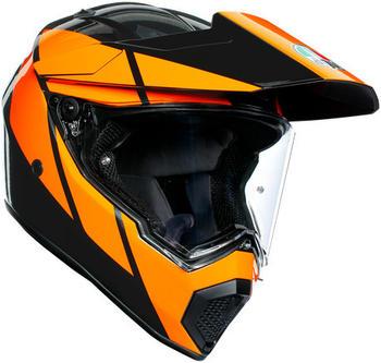 agv-ax9-trail-gunmetal-orange