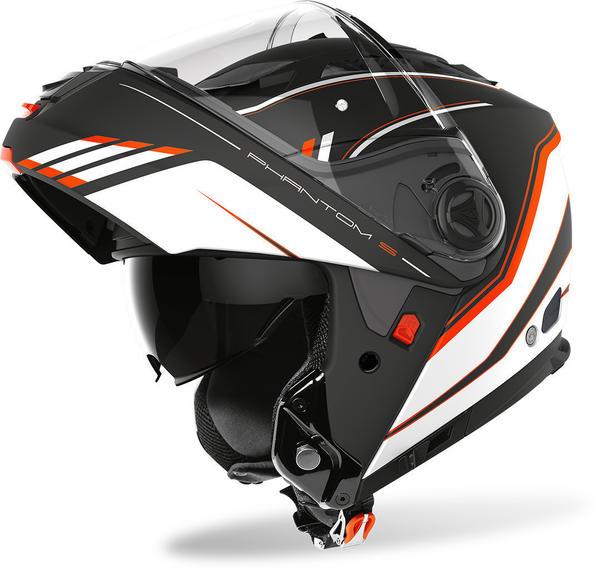 Airoh Phantom S Orange Matt