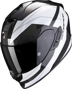 Scorpion Exo-1400 Carbon Air Legione Black/White