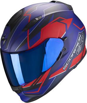 Scorpion Exo-510 Air Balt Matt Blue/Red