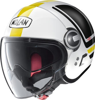 nolan-n21-visor-flybridge-metal-white-65