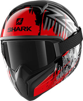 shark-vancore-2-overnight-black-red-silver