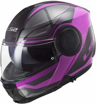 LS2 FF902 Scope black pink