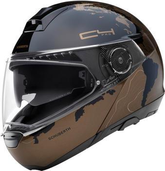 Schuberth C4 Pro Magnitudo Brown
