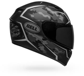 Bell Qualifier Stealth Camo Matte Black/White