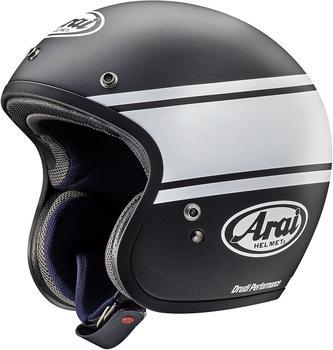 Arai Freeway Classic Bandage schwarz/weiß