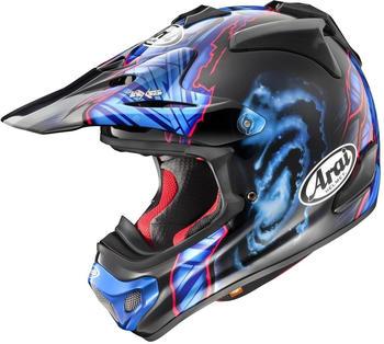 Arai MX-V Barcia Black/Blue