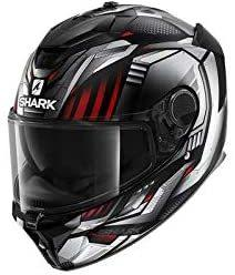 SHARK Spartan GT Carbon Replikan Black/Chrome/Silver