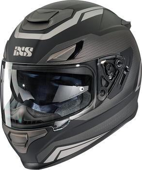 IXS 315 2.0 Matt Black/Anthracite/Grey