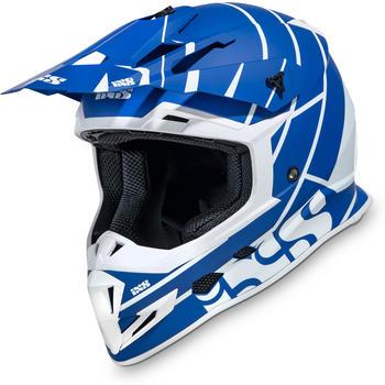 IXS 361 2.2 Blue Matt/White