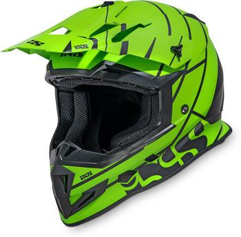 IXS 361 2.2 Green Matt/Black