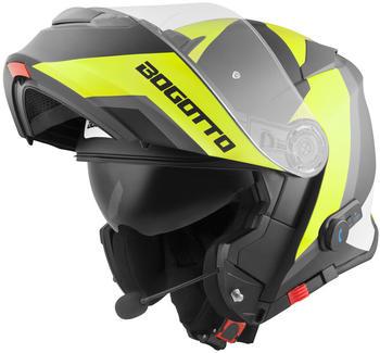 Bogotto V271 BT Bluetooth Zabu schwarz/gelb