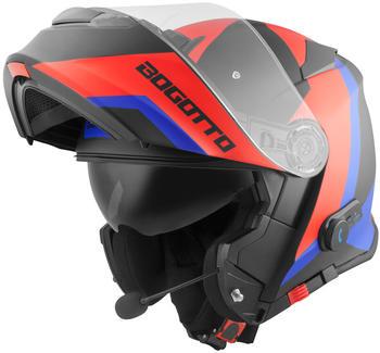 Bogotto V271 BT Bluetooth Zabu schwarz/rot/blau