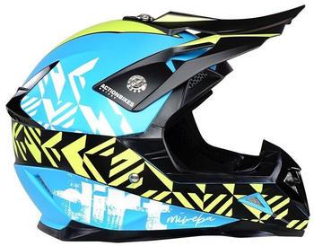 actionbikes-hornet-blau