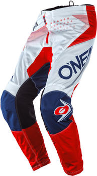 O'Neal Element Youth Factor White/Blue/Red