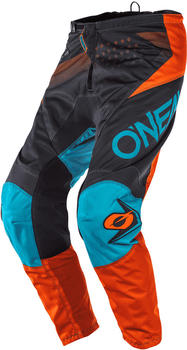 O'Neal Element Youth Factor Gray/Orange/Blue