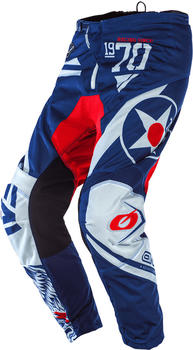 O'Neal Element Warhawk Blue/Red