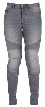 Furygan Purdey Lady Jeans grau