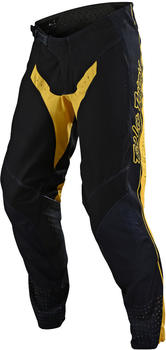 Troy Lee Designs SE Pro Boldor Hose schwarz/gelb