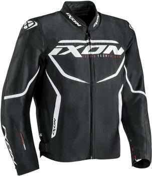 IXON Sprinter Jacke schwarz/weiss