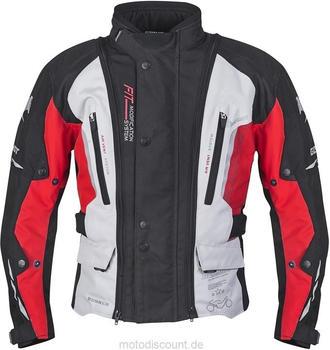 Germot Runner Junior schwarz/grau/rot