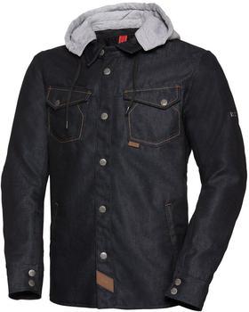 IXS Classic Moto-Denim Jacke blau