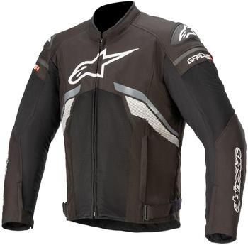 Alpinestars T-GP Plus V3 Air Jacke schwarz/grau/weiss