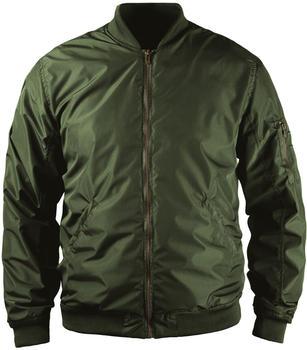 John Doe Flight Jacket Green