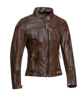 IXON CRANK AIR LADY Leather Jacket