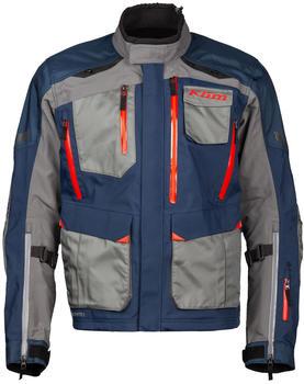 Klim Carlsbad Gore-Tex Jacke grau/blau