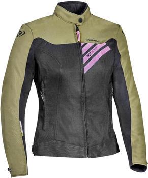 IXON Orion Lady Jacket Black/Khaki