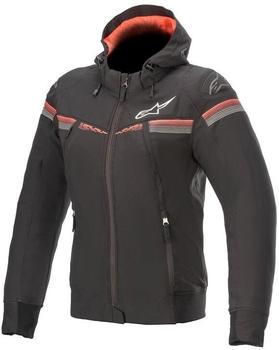 alpinestars-stella-sektor-v2-tech-hoodie-black-coral