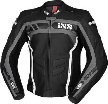 IXS Sport LD RS-600 1.0 Jacke schwarz/grau/weiss