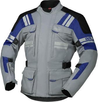 IXS Tour Blade-ST 2.0 Jacke grau/blau