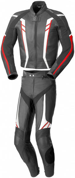 Büse Jerez (2tlg.) schwarz/rot