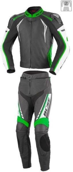 Büse Silverstone Pro schwarz/grün