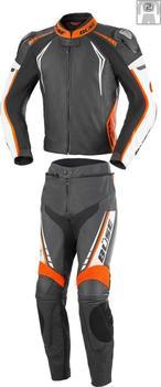 Büse Silverstone Pro schwarz/orange