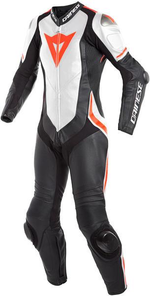 Dainese Laguna Seca 4 Lady Black/White/Fluo Red