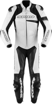 Spidi Race Warrior Perforated Black/White