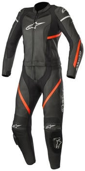 Alpinestars Stella Kira 2PC Black/White/Red