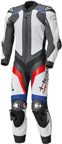 Held Race-Evo II weiß/grau/schwarz/rot/blau