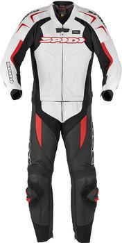 Spidi Supersport Touring schwarz/weiß/rot