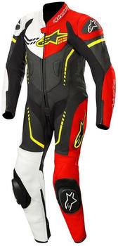 Alpinestars Youth GP-Plus Cup Leather Black/Red/Yellow/White